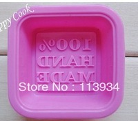 1 cavity embossed engraved designs silicone soap molds popular in Korea  handmade mold free shipping