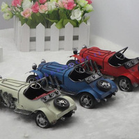 2013 new  free shipping  Strange  ideas classic cars model Home office decoration Iron ornaments gifts Creative jewelry