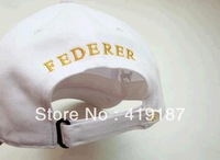 2013 newest Roger Federer RF Hybrid Hat/tennis racket hat/tennis racquet free shipping~~the best choice