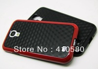 For Samsung Galaxy S4 I9500 Cases,Carbon Fiber TPU Case For I9500, Hot selling ,500pcs
