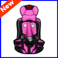 2014 New Arrival Portable Baby Car Seat Cover Children Car Seat Cushion Baby Seat Cover BD24