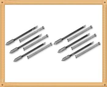 6 pcs blade for Graphtec cutting plotter vinyl cutter