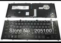 New Notebook Laptop keyboards for ProBook 4425s Black US Version - V112746BS1