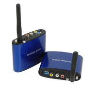 New 5.8GHz Wireless AV Audio Video Sender Transmitter Receiver 200M PAT630  D2233L  Alishow