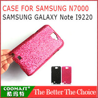 Free shipping 1PCS 100% Original PC Ambilight Case For Samsung  N7000 GALAXY Note I9220 New Arrivel mobile phone  case