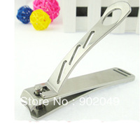 Large stainless steel finger plier nail clipper manicure tools male finger plier single CX-132