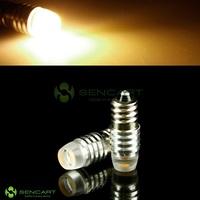 E12 1.5W 90lm 3000K 1-LED Warm Light Decoration Lamp