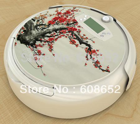 FA-530N intelligent cleaning robot intelligent vacuum cleaner mini slim Sweeper(China (Mainland))