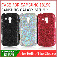 Free shipping 1PCS 100% Original PC Ambilight Case For Samsung I8190 GALAXY SIII Mini New Arrivel mobile phone  case
