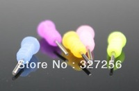 5 pcs Sim Card Eject Pin+Headphone  Dust Cap For  iPhone / iPods free shipping