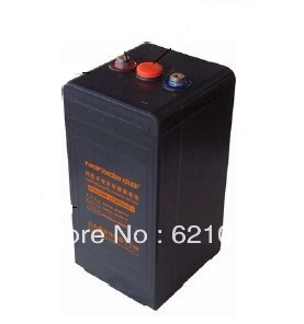 free maintenance, deep cycle 2V 1200Ah solar battery, battery for solar home system and solar power station(China (Mainland))
