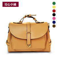 2014 New Arrival Top Fasion Freeshipping Flap Pocket - Preppy Style Vintage Handbag One Shoulder Cross-body Bags Female 2209