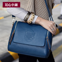 - 2013 fashion vintage handbag one shoulder cross-body women's handbag bag - 120708b