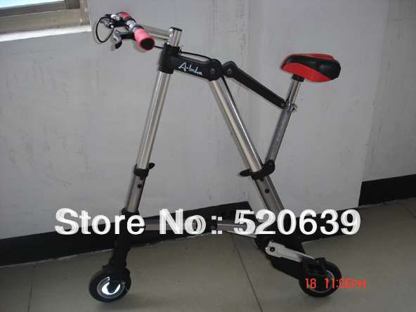 Free shipping mini A bike, 6inch a-bike,Hot sale in the world market folding foldable bike(China (Mainland))