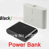 In Stock! New 12000mAh Universal Power Bank External Battery Charger Dual USB Output With LED Indication Free Shipping!