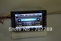 Factory price universal double din car dvd player with Russian language