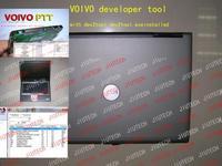 D630 Laptop Volvo Vcads PTT Developer Version With Dev2tool