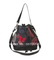 Desigual Women Bag 2012 new bag bag 17 * 5007 Black