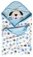 Free shipping 100% cotton baby swadding soft children animal blanket baby bath towel