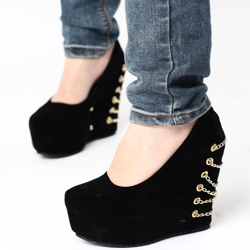 Wedges heels pictures