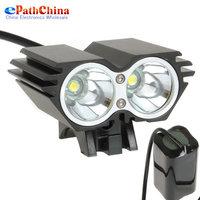 [3sets Wholesale] Securitylng 2800 Lumen Cree XML U2 LED Bicycle Light Bike Lamp + 6400mAh Battery Pack + Charger