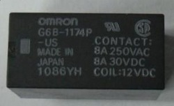 G6B - 1174 - US - 24 v manufacturer: omron brand new(China (Mainland))