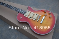2013 New Style Ace frehley signature electric guitar Cherry Burst body ebony fingerboard electric guitars