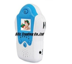 wholesale Baby Moniter Kit Consist 2.4GHZ 6 LED IR CCTV camera 5 Inch TFT LCD 4 Channels(China (Mainland))