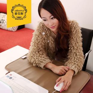 58993 multifunctional electric heating pad desk pad hand warmer warm feet water wash(China (Mainland))