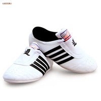 child adult taekwondo shoes breathable double tie-line wear-resistant taekwondo shoes