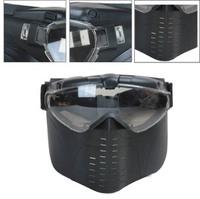 Advanced 1688cs marui with fan anti-fog face mask Masks fan face mask