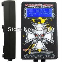 Pro Tattoo Hurricane Power Digital Tattoo Machine Gun Power Supply LCD Display 8 Colors Kits Supply Pop