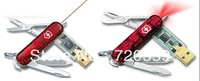 Free Shipping!Fashion Swiss Army Knife USB 2.0 Memory Stick Flash Drive 8GB16GB 32GB