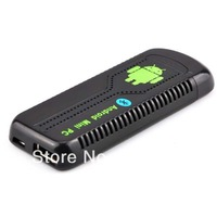 New Version Bluetooth Ug007 Mini Pc Android 4.1 Google Tv Dongle Dual Core Cortex A9 Wifi 1080p RAM 1gb+ROM 8gb+3D