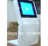 22 inch free standing kiosk / interactive kiosk / digital signage display / touch screen / All-in-one display based on PC