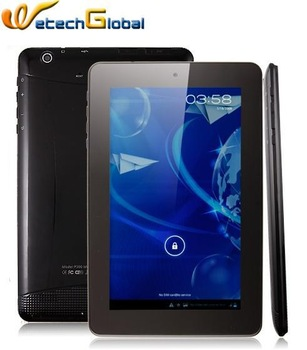 JXD P300 MTK8377 Dual Core 3G GPS Tablet PC 7 inch Capacitive Screen Dual Camera Bluetooth support Phone Calling