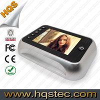Digital Peephole Viewer with 4pcs IR LEDs