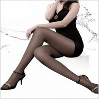 [Vic]Free shipping 2pcs/lot Stylish Alluring Sexy Ultrathin Transparent Elastic Thigh High Silk Stockings free szie