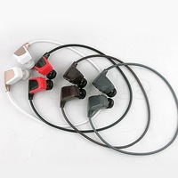 High Quality 4G Music Sports MP3 Player Wearable Walkman Headset  W262 with retail box, multi colors available