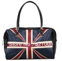 Fashion Britain Flag shoulder bag women large capacity handbag vintage bag messenger bag  tote bag
