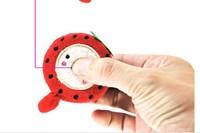 150cm Cartoon animal plush Mini retractable tape measure portable convenient measure tools free shipping 10pcs