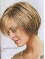 2013 New Super Beautiful Short Charming wig /wigs Free shipping