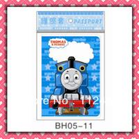 Free Shipping Thomas passport holders 100pcs/lot passport covers Card holders