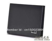 Hot-selling 2013 men's genuine leather wallet male wallet short design cowhide wallet