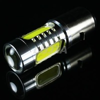 Free Shipping 2pc/lot H6 BA20D 6w motorcyle light, supper bright h6 BA20D 6w cree led headlight