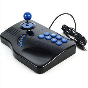 Tongwei vibration joystick tp-u508ii game joystick usb joystick arcade joystick vibration
