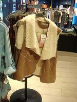 Fashion spring women's slim bronzier chamois ultrafine heap turtleneck vest female