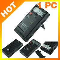 Free shipping 1pc Electromagnetic Radiation Detector EM Meter Dosimeter