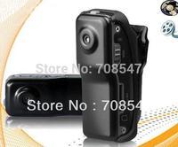 Pocket Mini DV  with 2GB Support  TF  pocket camera recorder Free Shipping