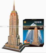 popular 3d building puzzle